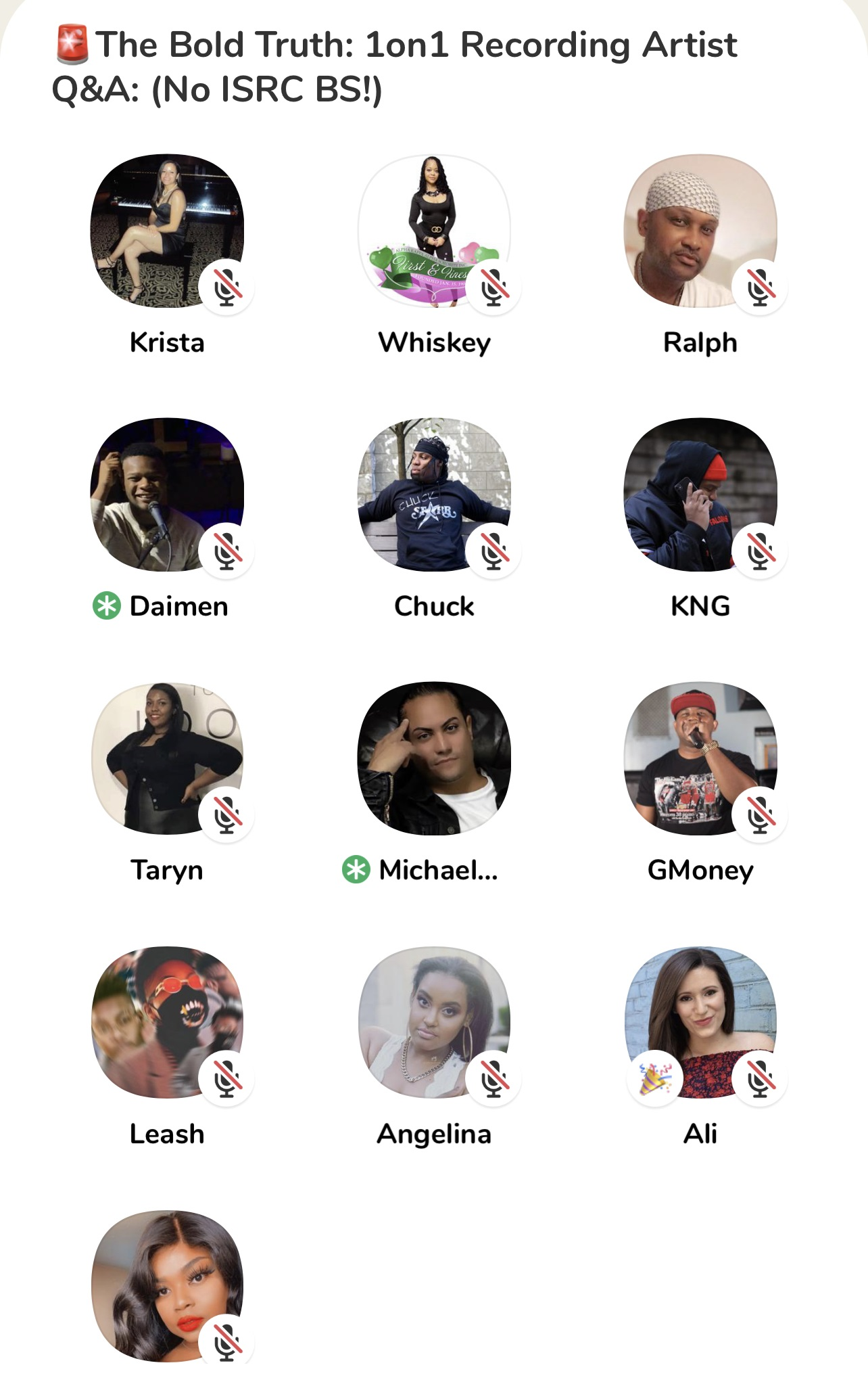 Clubhouse app The new online networking party – The Whiskey Introvert